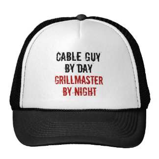 Grillmaster Cable Guy Cap