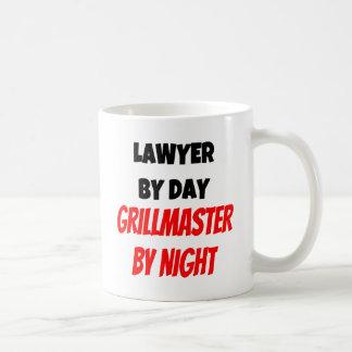 Grillmaster Lawyer Coffee Mug
