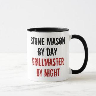 Grillmaster Stone Mason Mug
