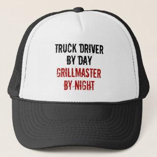 Grillmaster Truck Driver Trucker Hat