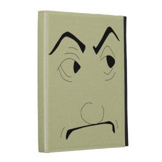 Grim Face iPad Case