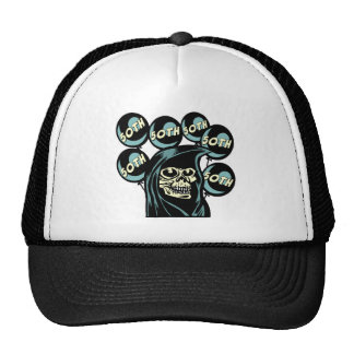 Grim Reaper 50th Birthday Hat