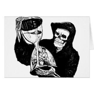 Grim Reaper and Man Card