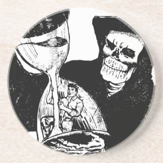 Grim Reaper and Man Coaster