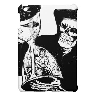 Grim Reaper and Man iPad Mini Cases