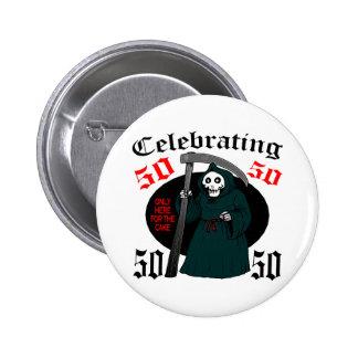 Grim Reaper Pin