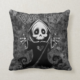 Grim Reaper Cushion