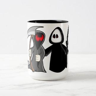 Grim Reaper Death Mug