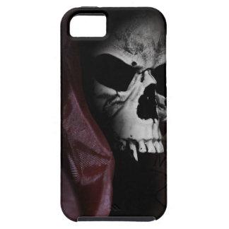 Grim Reaper Death Skeleton Skull iPhone 5 Case