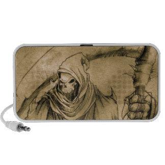 Grim Reaper Death Mini Speakers