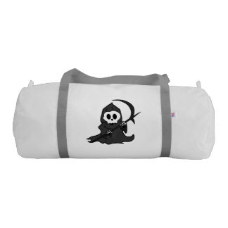 Grim Reaper Gym Bag Gym Duffel Bag