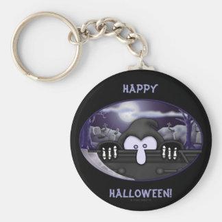 Grim Reaper Kilroy Keychain