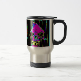Grim Reaper over VALPYRA Pink by Valpyra Mug