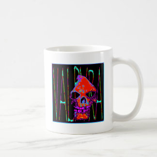 Grim Reaper over VALPYRA  Red by Valpyra Mugs
