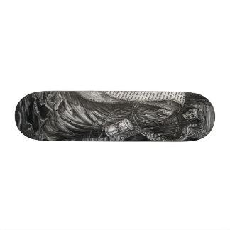 Grim Reaper Shateboard - When the Man Comes Aroun Custom Skateboard