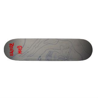Grim Reaper Skate Deck