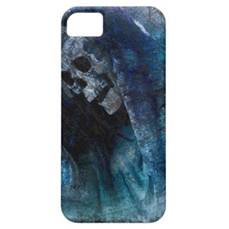 Grim Reaper Skeleton iPhone 5 Covers