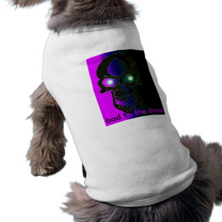 Grim Reaper Sleeveless Dog Shirt
