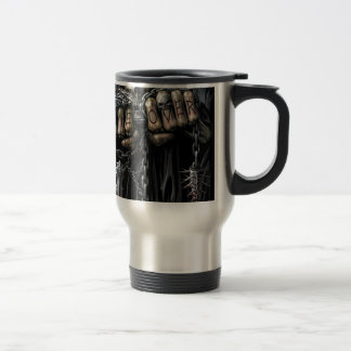 grim reaper travel mug