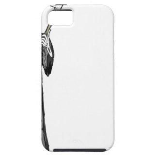 Grim Reaper Vector Sketch iPhone 5 Cases