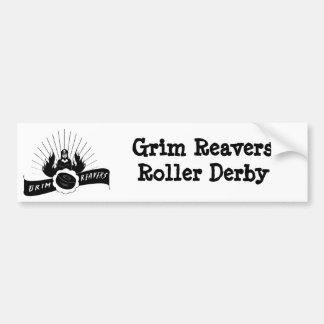 Grim Reavers Bumper Sticker