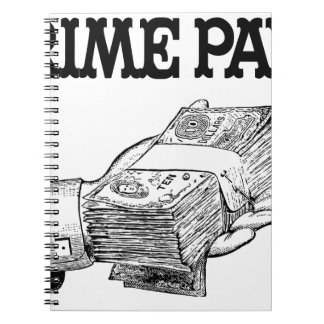 Grime Pays Notebook
