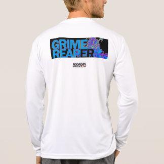 Grime Reaper long sleeved men's t-shirt