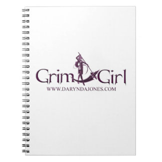 GrimGirl Notebook