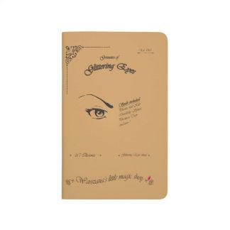 Grimoire of Glittering Eyes Journal