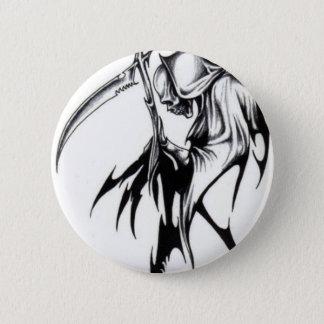 GrimReaper 6 Cm Round Badge