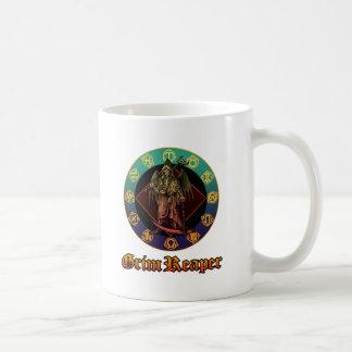 grimreaper and horoscope 2 mugs
