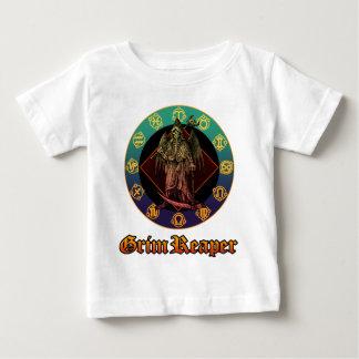 grimreaper and horoscope 2 t shirt