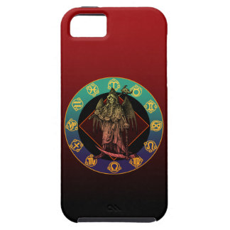 grimreaper and horoscope iPhone 5 covers