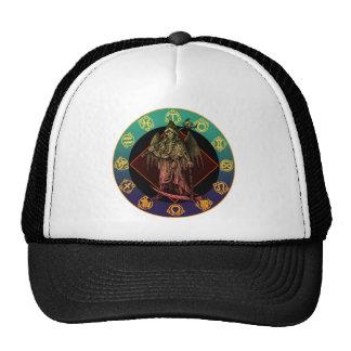 grimreaper and horoscope trucker hats