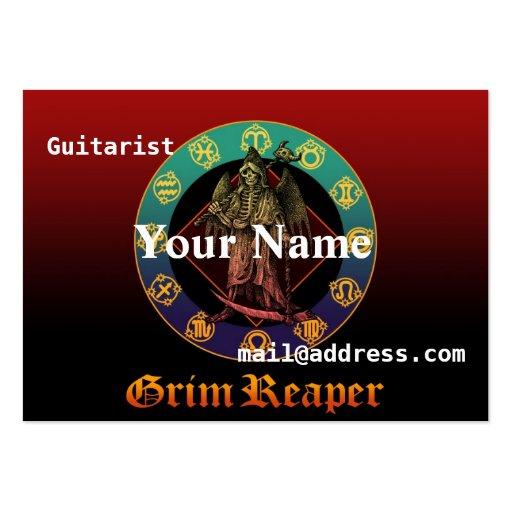 grimreaper business card