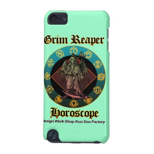Grimreaper iPod Touch 5G Cases