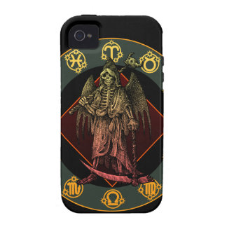 Grimreaper Case For The iPhone 4