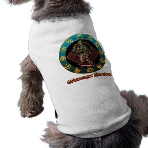 Grimreaper Pet Shirt