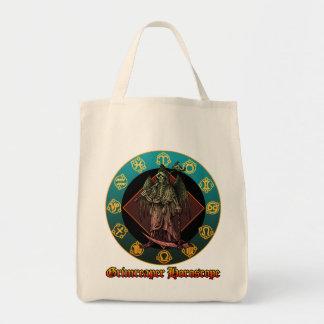 Grimreaper Grocery Tote Bag