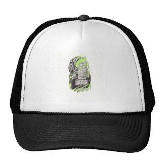 GrimReaper Mesh Hat