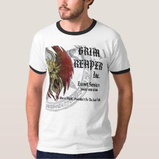 GRIMREAPER, Inc., Escort .services.. T-Shirt