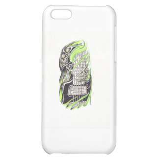 GrimReaper iPhone 5C Cases