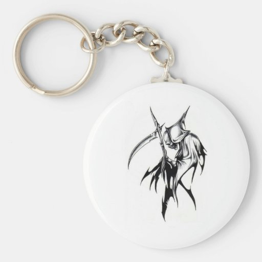 GrimReaper Key Chains