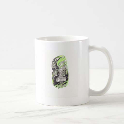 GrimReaper Coffee Mugs
