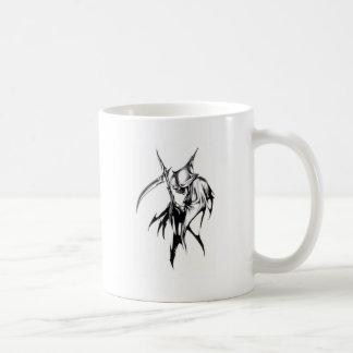 GrimReaper Basic White Mug