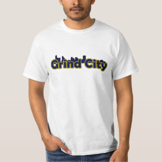 Grind City Memphis Tee White