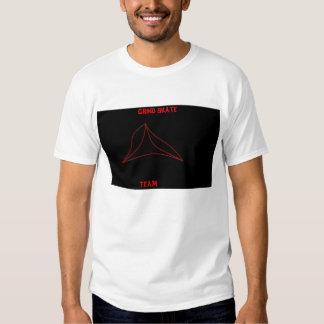 Grind skate team t-shirts