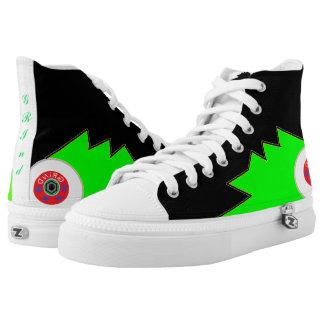 grind skateboard clothing sport logo high tops
