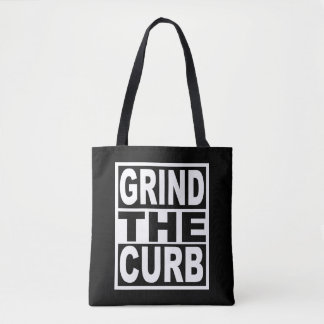 Grind the Curb Tote Bag