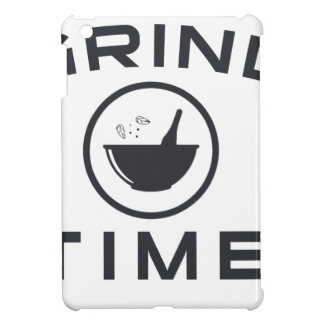 GRIND TIME iPad MINI CASE